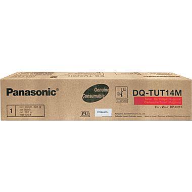 Panasonic DQ-TUT14M toner originale magenta 14.000p