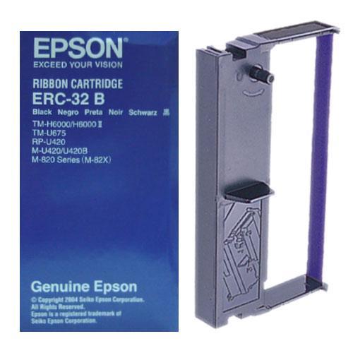 Epson erc-32b nastro di stampa nero