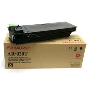 Sharp ar-020t toner originale nero, durata 16.000 pagine