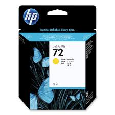 Hp c9400a cartuccia giallo, capacit� 69ml