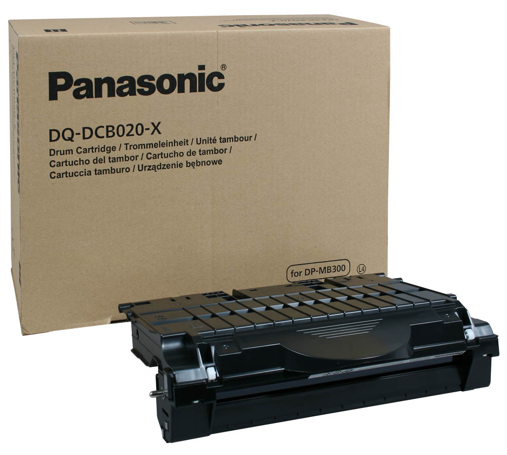 Panasonic DQ-DCB020-X Unit� Tamburo Originale, durata 20.000 pagine