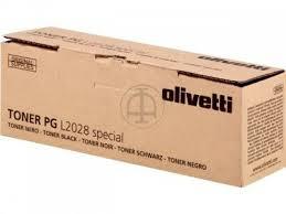 Olivetti B0740 toner originale nero, durata indicata 7.200 pagine