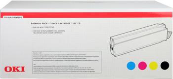 toner e cartucce - 01101101 Multipack originale, 4 colori: cyano-magenta-giallo-nero
