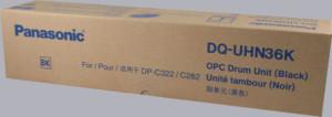 Panasonic dq-uhn36k Tamburo originale nero