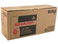 Sharp ar-208t toner originale