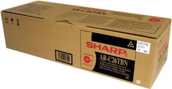 Sharp ar-c26tbe toner nero, durata indicata 16.700 pagine