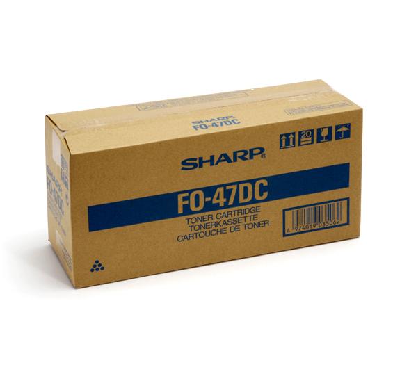 Sharp fo-47dc toner originale