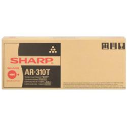Sharp ar-310t toner originale nero, durata indicata 25.000 pagine