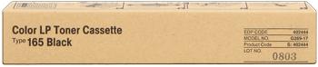 Gestetner 402444 toner originale nero, durata 7.000 pagine