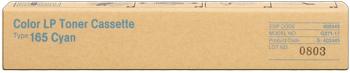 Gestetner 402445 toner originale cyano, durata 7.000 pagine