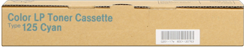 Gestetner 400839 toner cyano 5.500p