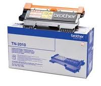 Brother tn-2010 toner originale nero, durata 1.000 pagine