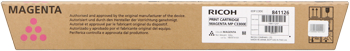 Nashuatec 841126 toner magenta, durata 15.000 pagine