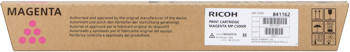 Infotec 841162 toner magenta, durata 15.000 pagine