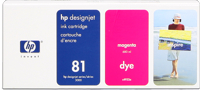 Hp C4932A cartuccia originale magenta, capacit� 680ml