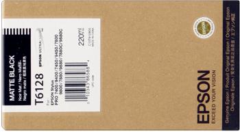 Epson T612800 Cartuccia nero-matte, capacit� 220ml