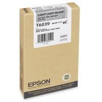 Epson T603900 Cartuccia light-light black, capacit� 220ml
