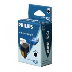 Philips PFA-531 Cartuccia Originale Nero