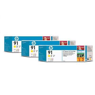 toner e cartucce - C9485A cartuccia giallo 775ml 3PZ