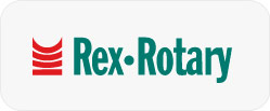 Rex Rotary 817109 Inchiostro Kit Orig. Nero (600cc)5PZ