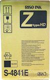 Risograph s-4841e  inchiostro kit originale nero HD(1000cc)2PZ