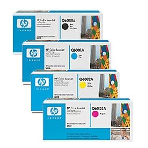 Hp q600xmultipack multipack 4 colori: cyano,magenta,giallo, nero