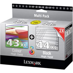 toner e cartucce - 80D2966  cartuccia multicolor(nero e colore)XL