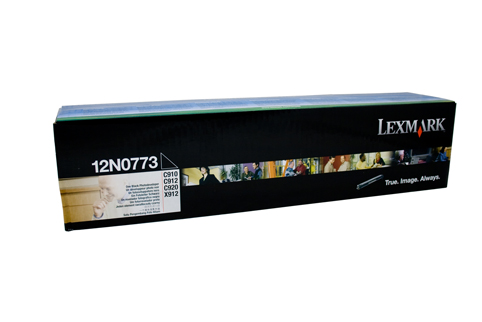 Lexmark 12N0773  tamburo di stampa nero, durata 28.000 pagine