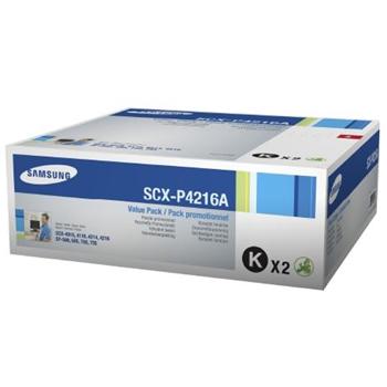 toner e cartucce - SCX-P4216A Value Pack Originale Nero 2PZ