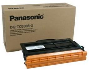 Panasonic DQ-TCB008-X Toner Originale Nero, durata 8.000 pagine