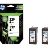 toner e cartucce - C9504EE confezione multi nero 2x C8767EE (HP 339)
