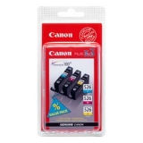 toner e cartucce - CLI-526Multipack   CLI-526 Multipack ciano / magenta / giallo
