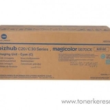 toner e cartucce - A0310GJ Imaging Unit Originale Ciano 30.000p