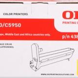 toner e cartucce - 43870021 Tamburo di stampa giallo durata 20.000p