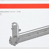 toner e cartucce - 41963407 Tamburo di stampa cyano, durata 30.000 pagine