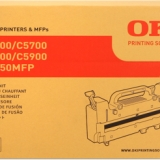 toner e cartucce - 43363203 unit� fusore, durata indicata 60.000 pagine