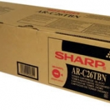 toner e cartucce - ar-c26tbe toner nero, durata indicata 16.700 pagine
