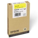 toner e cartucce - T603400 Cartuccia giallo, capacità  220ml