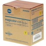 toner e cartucce - A0X5250 toner giallo 4.500p