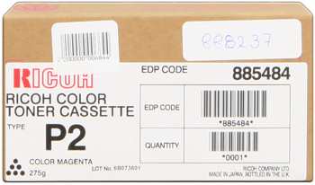 Lanier 888237 toner magenta 10.000p