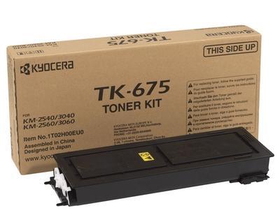 kyocera tk-675 toner originale 20.000p