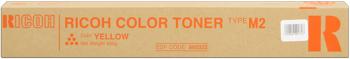 Lanier 885322 toner giallo, durata 14.000 stampe