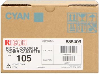 Lanier 888037 toner cyano 10.000 pagine