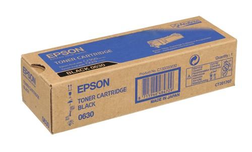 Epson C13S050630 toner nero, durata 3.000 pagine