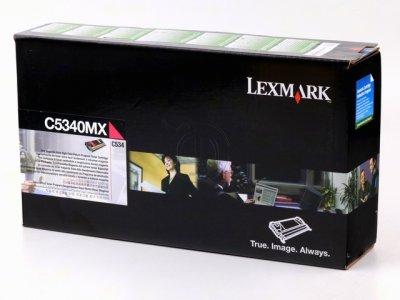 Lexmark C5340MX toner magenta, durata 7.000 pagine