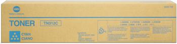 Develop tn-312c  toner cyano, durata 12.000 pagine