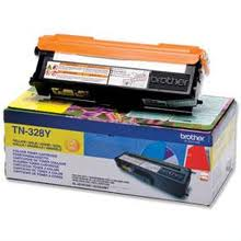 Brother TN-328Y  toner giallo 6.000 pagine