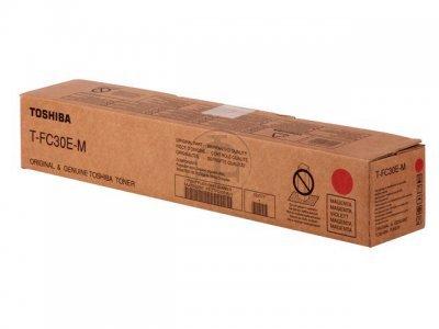 Toshiba T-FC30EM  toner magenta, durata 33.600 pagine