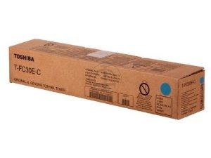 Toshiba T-FC30EC  toner cyano, durata 33.600 pagine