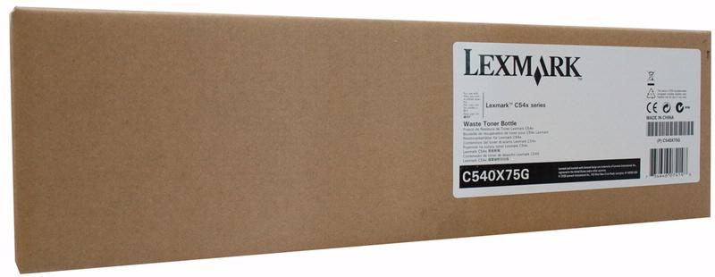 Lexmark C540X75G  vaschetta di recupero toner di scarto